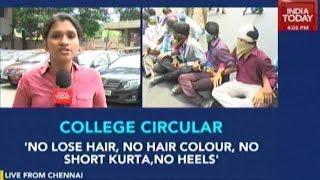 Chennai College's Rules For Girls Slammed