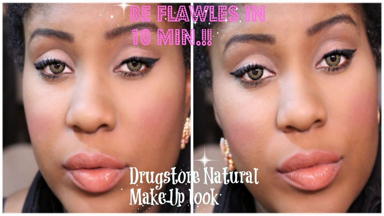Daytime eye makeup tutorial video image collections any tutorial summer natural glowing daytime 10 min makeup tutorial for dark summer natural glowing daytime 10 min baditri Choice Image
