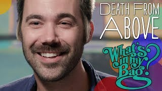 Death From Above - What's in My Bag?