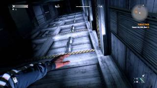 Dying Light - Public Faces: Reach The 10th Floor, Elevator Shaft Sequence, Loot Apartments, Pistol