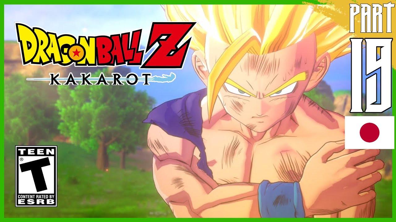 Dragon Ball Z: Kakarot Walkthrough [Japanese Dub] Part 19 『ドラゴンボールZ カカロット』