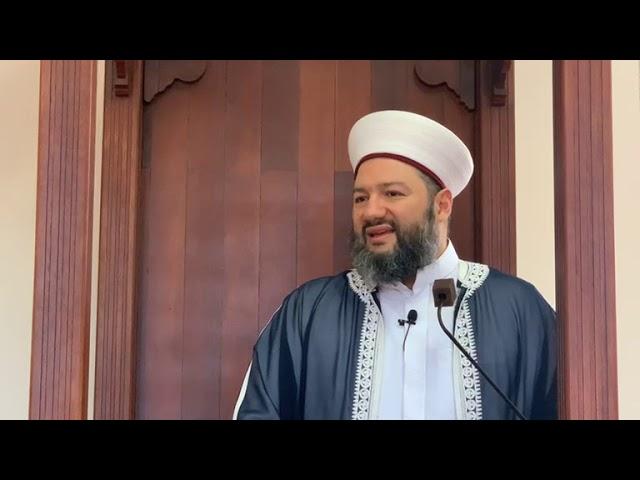 خطبة الجمعة من مسجد السلام في سيدني | معجزة الإسراء | 05-03-2021