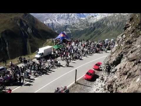 Red Bull Alpenbrevet 2012
