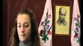 фрагмент уроку української літератури в 7 класі