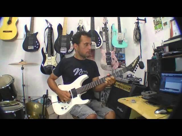 gilneyparson musica the cross          zoom g5 e guitarra jackson jdr 94