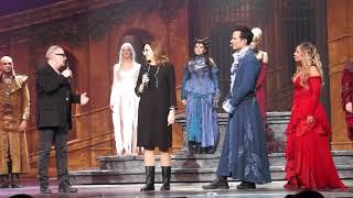 Romeo&Juliette - Moscou 13/03/19 - мюзикл Ромео и Джульетта