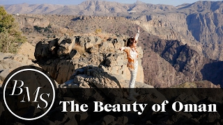 The Beauty of Oman | Laureen Uy