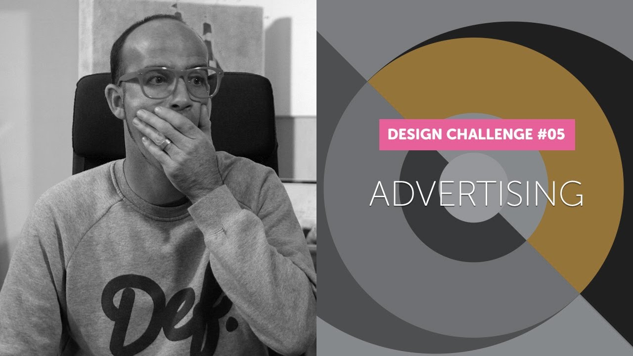 Advertising Challenge - #BYOLChallenge 05