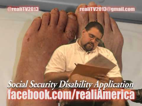 realiTV Webisode #11 - Filling Out Social Security Disability Forms