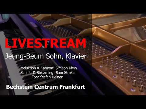 Live-Stream mit Jeung-Beum