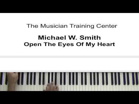 Open The Eyes Of My Heart Keyboard chords by Sonicflood - Worship Chords