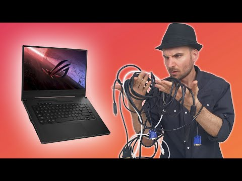 Which Display Cable Is Best For Gaming On Laptops Youtube