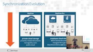 Ist Microsoft auf dem richtigen Weg mit OneDrive (for Business)?