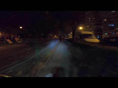 night commute exposure control