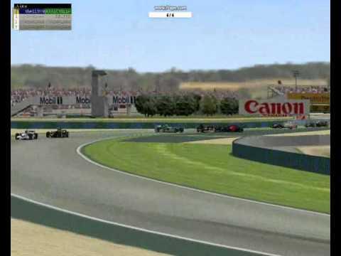 GP4 Crashes 9 -2008 Mod-