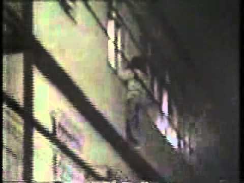 Documento especial -Televisão verdade Rede Manchete (pixadores)