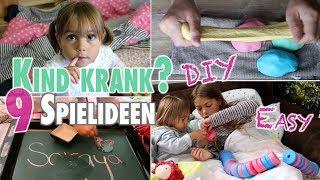 9 einfache Spielideen für Kinder | DIY | Super EASY und KOSTENGÜNSTIG | mamiblock