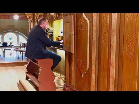 Agnellius - Choralbearbeitung - O Haupt voll Blut und Wundenиз YouTube · Длительность: 6 мин14 с