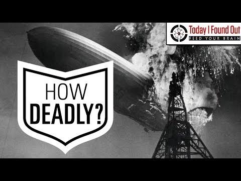 The Surprising Number of Survivors Aboard the Hindenburg