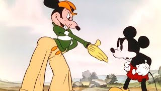 Mickey's Rival | A Classic Mickey Cartoon | Have A Laugh