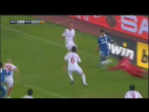 Bari – Pescara 0-2 Highlights Sky Sport [28/10/2011]