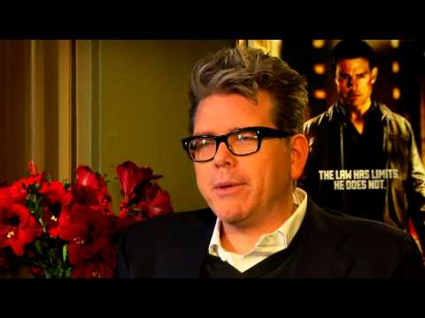 Christopher McQuarrie  Intervju inför Jack Reacher