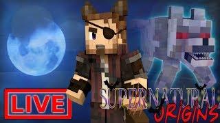 Minecraft Supernatural Origins #19.9 (Live Modded Survival) /w Xylophoney