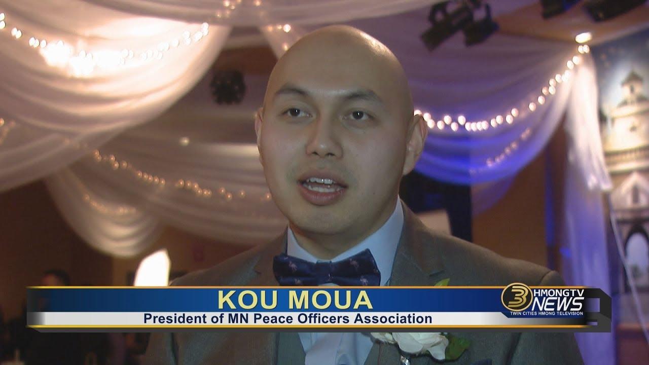 3 HMONG NEWS: MN PEACE OFFICERS ASSOCIATION 1ST ANNUAL BANQUET.