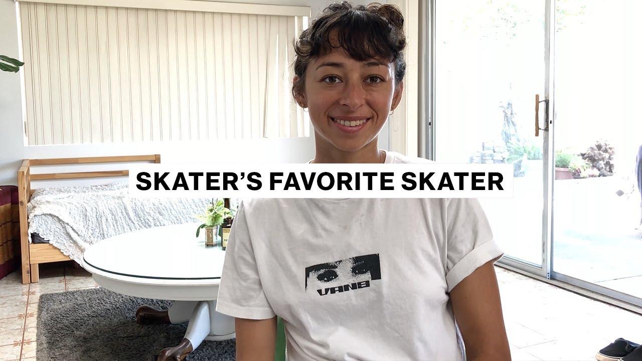 Skater's Favorite Skater   Lizzie Armanto   Transworld Skateboarding