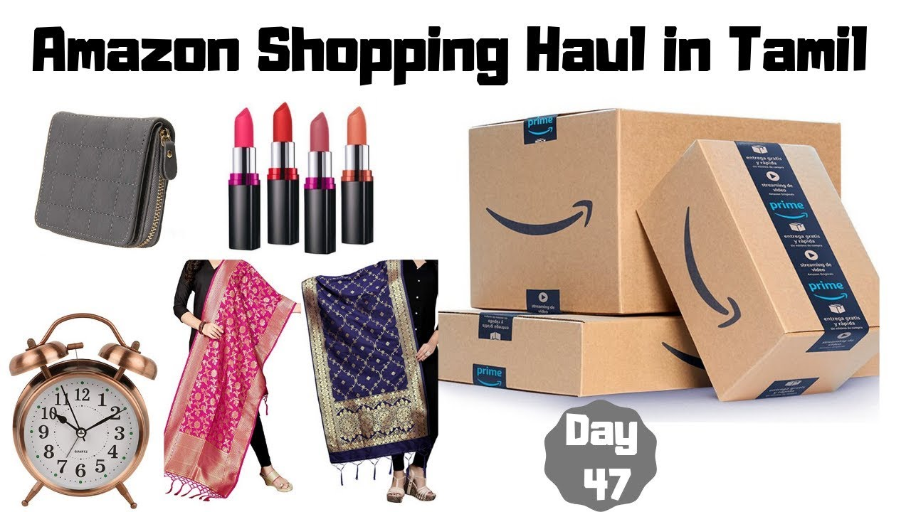 20f15eb9c495d Amazon Shopping haul in Tamil | Shopping Haul in Tamil | Online Shopping  Haul in Tamil – Shopping time