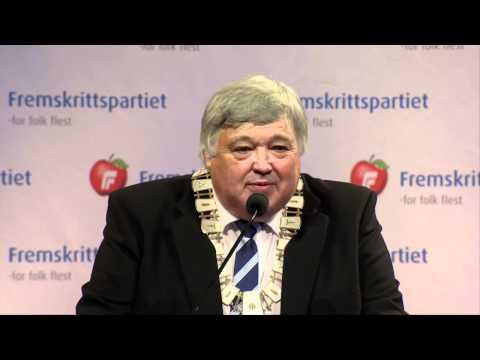 Velkomsttale ved ordfører i Ullensaker Harald Espelund