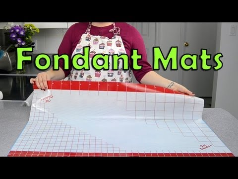 Fondant Mats 101: Baking Quick Tip From Cookies Cupcakes And Cardio