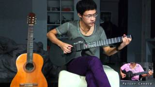 X-Japan - Forever Love  cover acoustic (Fingerstyle)