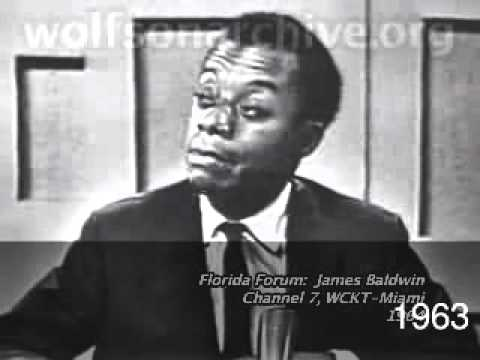 JAMES BALDWIN: Interview (Florida Forum, Miami)~~1963
