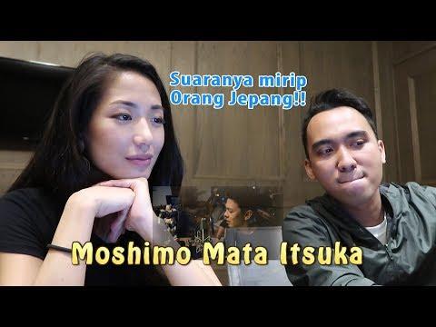 Reaksi CEWEK JEPANG Dengerin Lagu MOSHIMO MATA ITSUKA (Mungkin Nanti) Ariel Noah