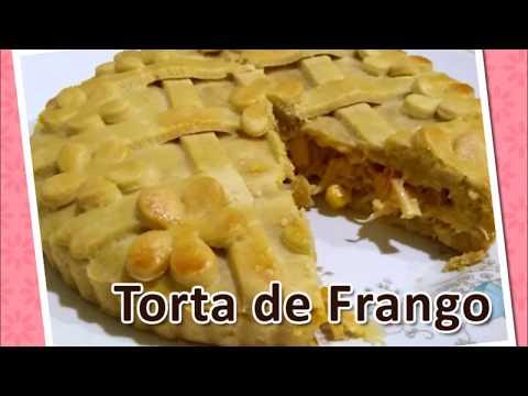TORTA DE FRANGO COM MILHO - Donnabela Confeitaria Artesanal