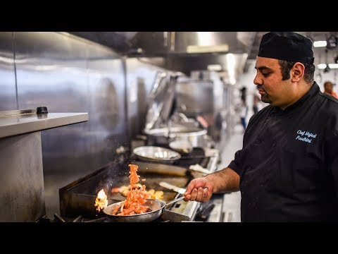 Syrian refugee builds a new life in the US by cooking