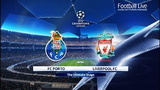 PES 2018   FC Porto vs Liverpool FC   UEFA Champions League (UCL)   Gameplay PC