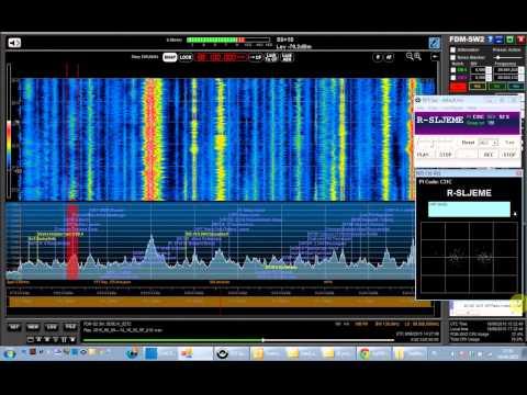 HRT R Sljeme, Zagreb, Sljeme 88.1 MHz 09 June 2015