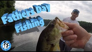 Father's Day Bass Fishing