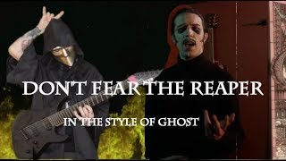 Скачать Don T Fear The Reaper In The Style Of Ghost W Anthony Vincent