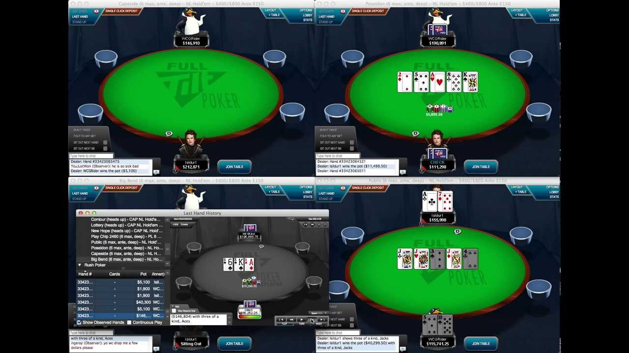 Two Plus Two Poker Forums - View Profile: WCGRider