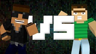 The Showdown! (Minecraft Gameshow) E1 - AviatorGaming vs mlgHwnt [Powered by Elgato Gaming]