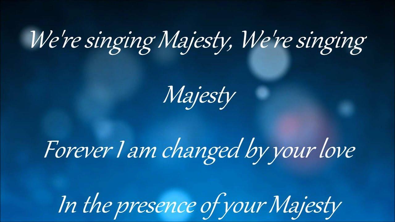 Jack Hayford – Majesty Lyrics | Genius Lyrics