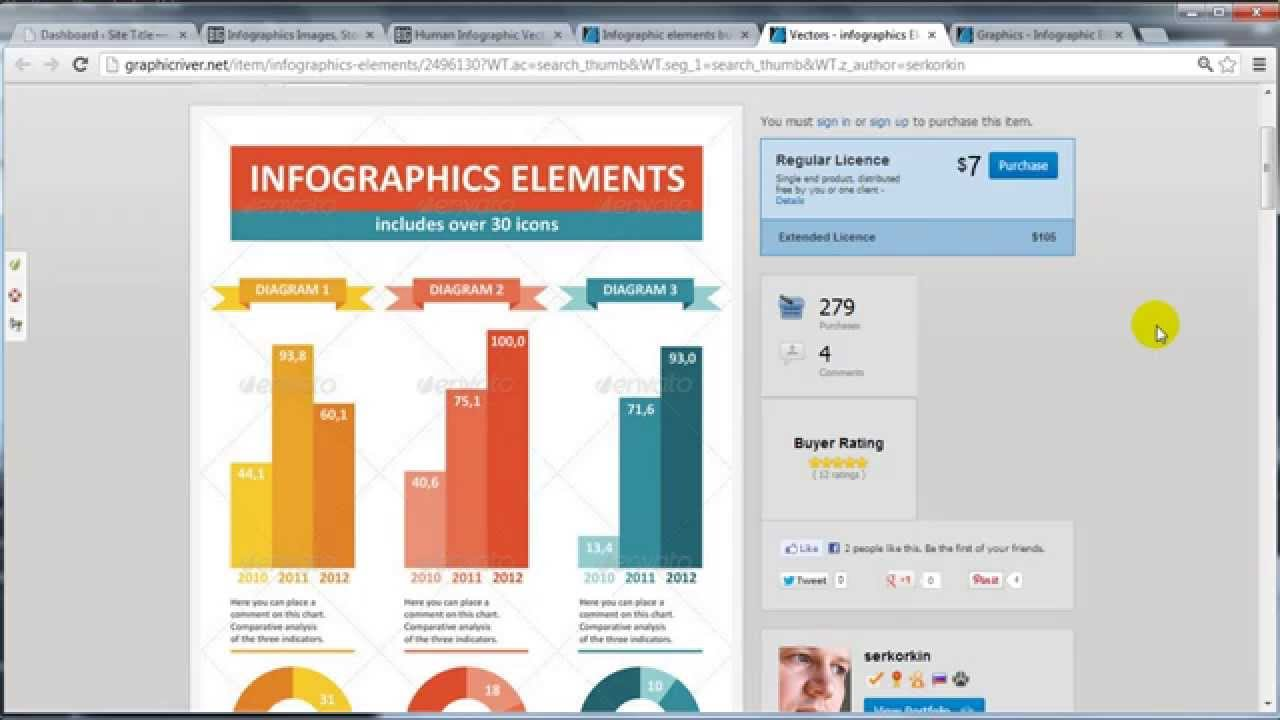 how to create interesting and educational infographics youtube