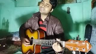 Keno tumi fire ele ( কেন তুমি ফিরে এলে )   Shyamal Mitra   Guitar cover by Music sukanta