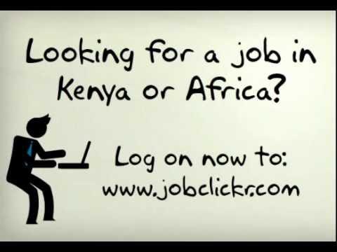 Jobs In Kenya, Jobs in Africa, International Student Jobs - Jobclickr.com