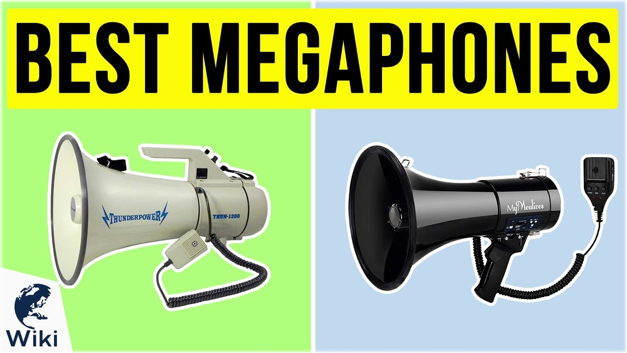 Download 8 Best Megaphones 2020