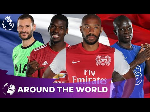 Who is the greatest French player to grace the Premier League? | Around the World | France