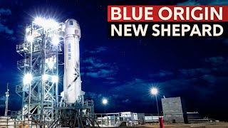 WATCH: Blue Origin New Shepard NS-15 Launch & Landing (REPLAY)